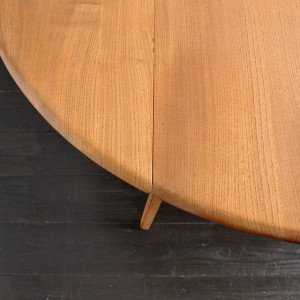 Ercol Oval Dropleaf Table / 1806-0012-2