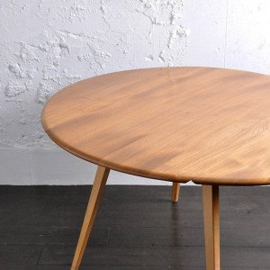 Ercol Oval Dropleaf Table / 1806-0012-3