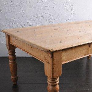 Pine Dininig Table / パイン ダイニングテーブル / BA1903-0016-21