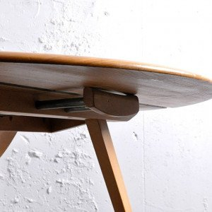 Ercol Oval Dropleaf Table / 1806-0012-8