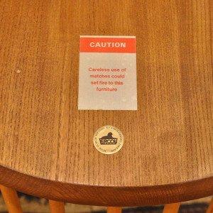 Ercol Goldsmith Arm Chair / 1904-0046-30