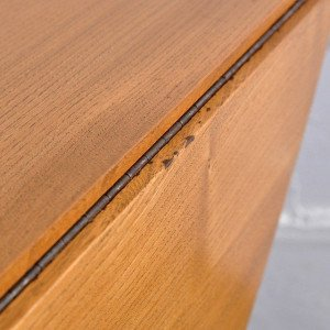 Ercol Oval Dropleaf Table / 1806-0012-32