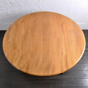 Ercol Oval Dropleaf Table / 1806-0012-9