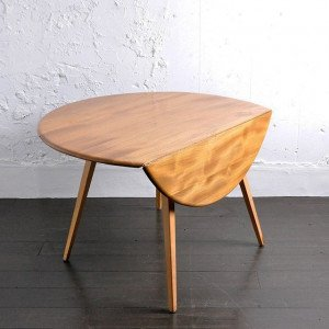 Ercol Oval Dropleaf Table / 1806-0012-4
