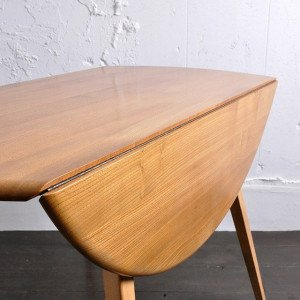Ercol Oval Dropleaf Table / 1806-0012-7
