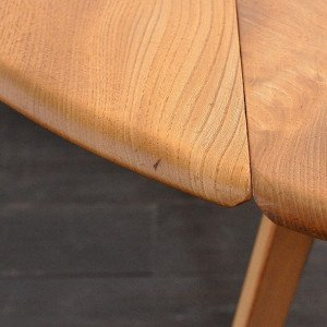 Ercol Oval Dropleaf Table / 1806-0012-18