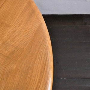 Ercol Oval Dropleaf Table / 1806-0012-22