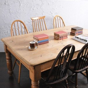 Pine Dininig Table / パイン ダイニングテーブル / BA1903-0016-32