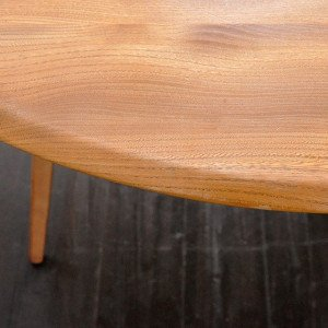 Ercol Oval Dropleaf Table / 1806-0012-23
