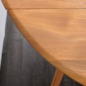Ercol Oval Dropleaf Table / 1806-0012-16