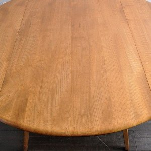 Ercol Oval Dropleaf Table / 1806-0012-10