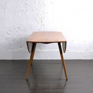 Ercol Oval Dropleaf Table / 1806-0012-5