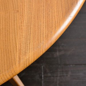 Ercol Oval Dropleaf Table / 1806-0012-20