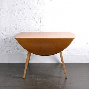 Ercol Oval Dropleaf Table / 1806-0012-6