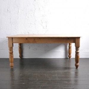 Pine Dininig Table / パイン ダイニングテーブル / BA1903-0016-1