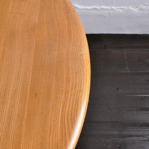 Ercol Oval Dropleaf Table / 1806-0012-21