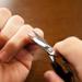 20)爪切り