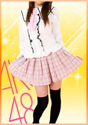 AK○48 桜の花びら○ち