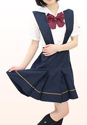 桜◯林学園高等学校 夏服