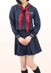 東◯英和女学院 冬制服
