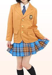 品◯女子学院高等部 冬服