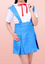 エ◯ァンゲリオン 第三新東京市立第壱中学校女子