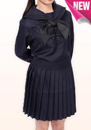 雙◯高等学校 冬服