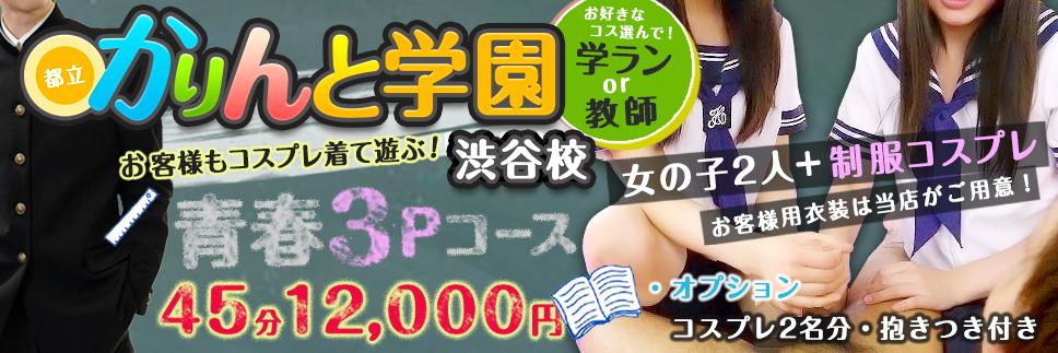 都立かりんと学園 渋谷校  青春3Pコース