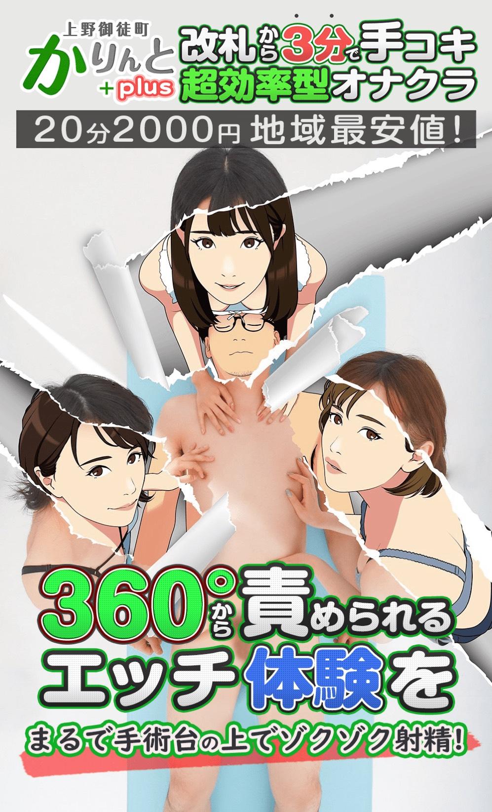360°手コキコース