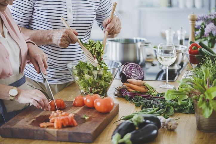 体臭のニオイ改善につながる正しい食事の摂り方