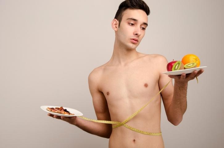 自分に合った1日の摂取カロリーを知る