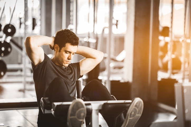 大きい部位の筋肉を中心に鍛える