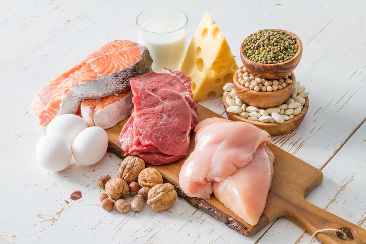 「タンパク質」を豊富に摂取できる食材とは?