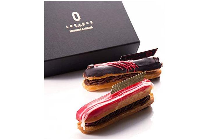 エクレアのチョコレートギフト