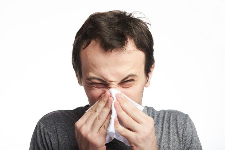 免疫力の低下を招く