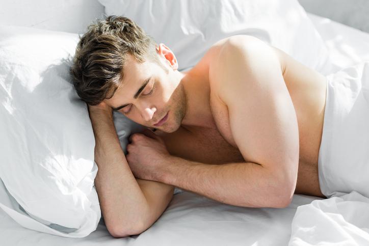 十分な睡眠時間を確保する