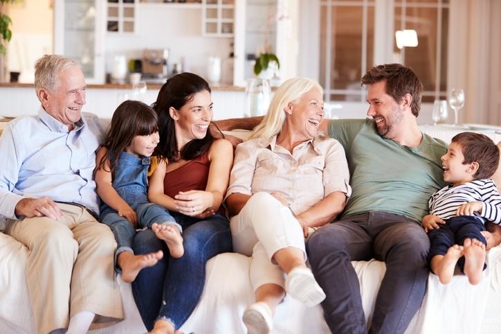 家族を大切にする