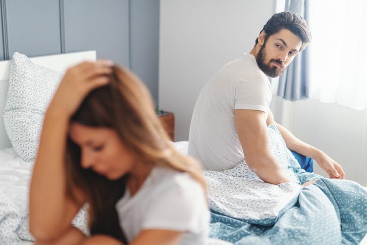 性に関するトラウマを抱えている