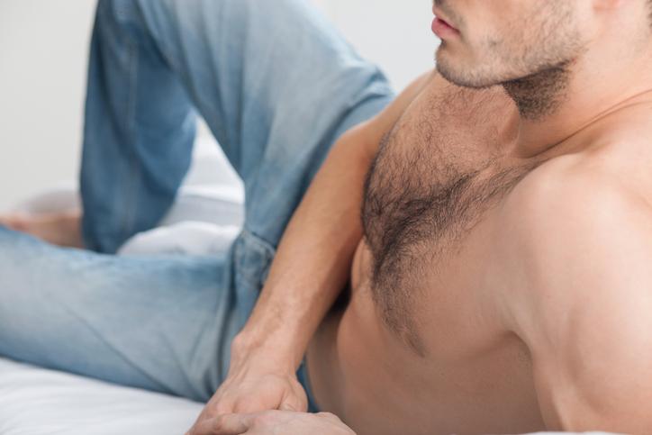 男のムダ毛について、どう思う?