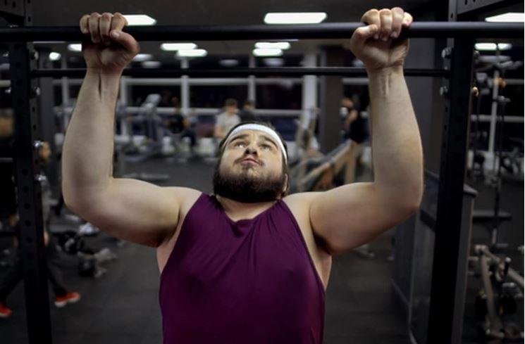 ステップ①:筋肉をつける