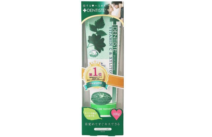 雑菌を抑制する歯磨き粉