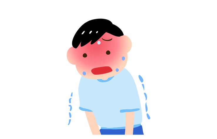 頭痛、不快感、吐き気、嘔吐、倦怠感、虚脱感