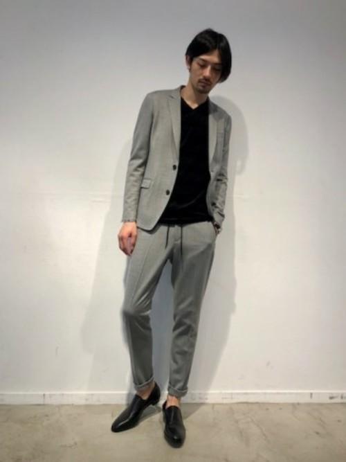 スーツ上着の着丈サイズ(2000年代~現代)