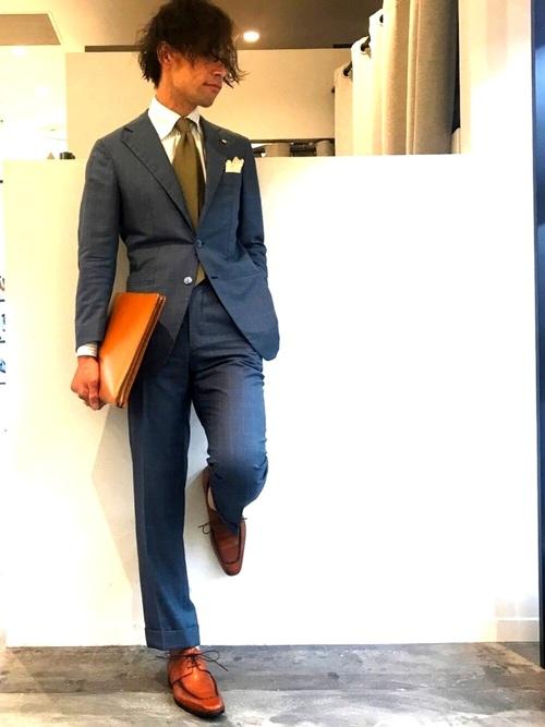 スーツのシルエット(2000年代)