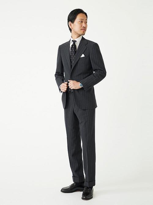 今後のスーツスタイルを予想