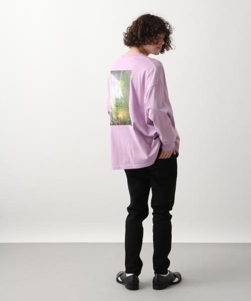 「紫」のトップスコーデ
