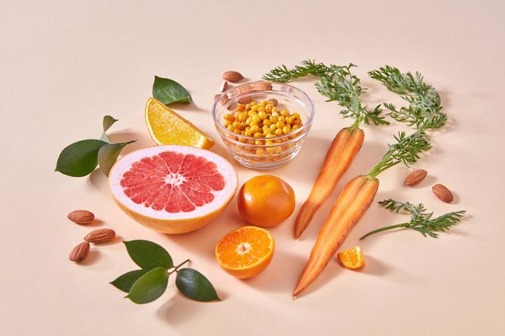 ビタミンA&ビタミンP&ビタミンE