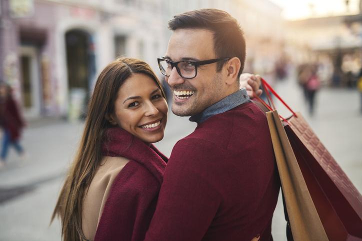 メリット③|買い物ついでにデートができる