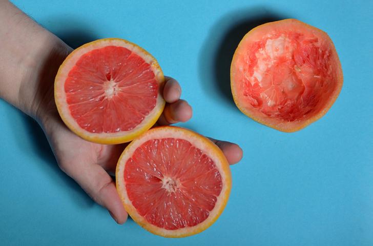 グレープフルーツを避ける