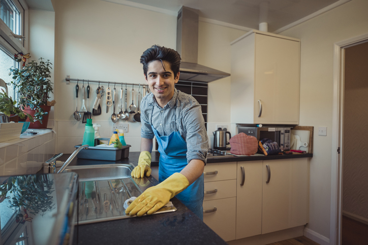 モテるダメ男⑥|料理や掃除などの家事が得意